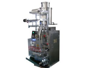 Automatic Tomato Paste Sachet Filling Sealing Packing Machine (XFL-Y) pictures & photos