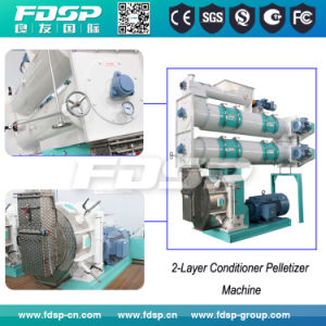 Ring Die Fish Feed Pelletizer Machine for Shrimp Feed pictures & photos