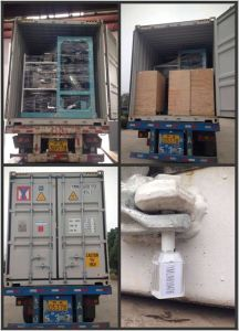 Italian Ce Free Sample Sanitary Pad Machine pictures & photos