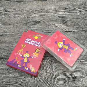 Custom Educational Cards Playing Cards for Children pictures & photos