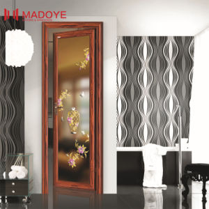 Hot Selling Shower Door with Chinese Style Decorative Pattern pictures & photos