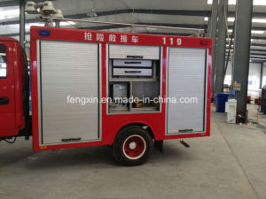 Emergency Rescue Truck Parts Automatic Aluminum Roll up Doors pictures & photos