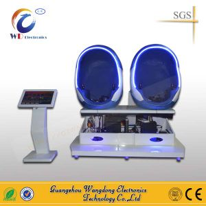 New Design Virtual Reality 9d Vr Egg, Vr Chair Cinema for Arcade Mall, Vr Shooting Game Simulator pictures & photos