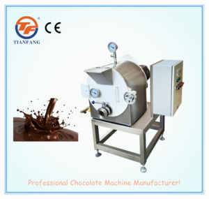 Chocolate Conche Refiner for Lab Use pictures & photos