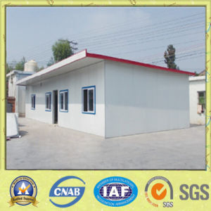 Flat Roof Prefab Small Home pictures & photos