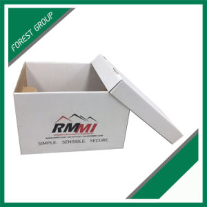 Custom Durable Cardboard Storage Box with Lid pictures & photos