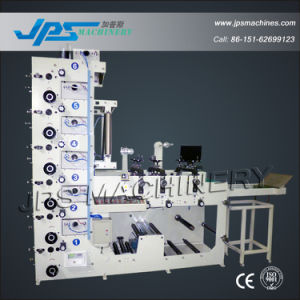 Jps480-6c-B Plastic Film Roll Printing Machinery for PVC/PE/OPP/Pet/PP/BOPP/BOPE pictures & photos