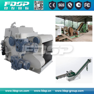 Small Capacity Wood Logs Chipper Machine pictures & photos