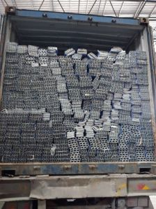 Aluminium Pipe with Lether Thread pictures & photos