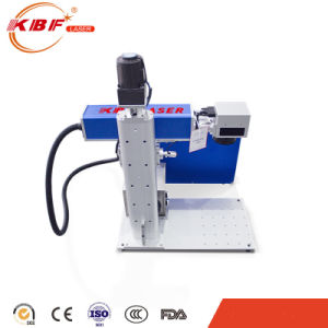 Promotional Price 20W Mini Portable Fiber Laser Marking Machine pictures & photos