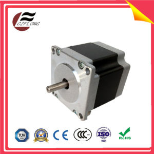 Durable 86*86mm NEMA34 Stepping Motor for Computer Sewing Machine pictures & photos