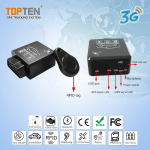 Play and Plug OBD 2 Car Tracker Read Error Code, Fuel Detection Tk228-Ez pictures & photos