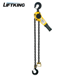 Manual Lever Block Chain Hoist pictures & photos