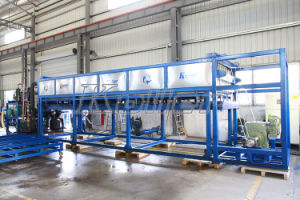 Big Capacity 10 Tons/Day Automatic Block Ice Machine Less Labor and Less Space pictures & photos