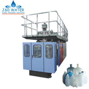 Automatic Extrusion Blowing Moulding Machine for PC pictures & photos