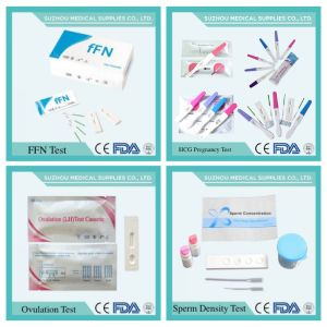Diagnostic Tool for Pregnancy Test, Test Stick Strip Cassette, Test Strip, Test Kit, Rapid Test pictures & photos