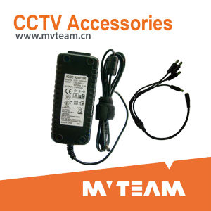 12V DC 1A Power Supply CCTV Camera Power Adaptor (MVT-DY04) pictures & photos
