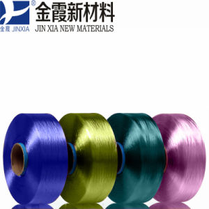 Dope Dyed Polyester Yarn FDY 150d/72f pictures & photos