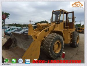 Used Cat 966f-II Wheel Loader for Sale pictures & photos