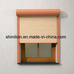 Aluminum Roll up Polyurethane Shutter pictures & photos