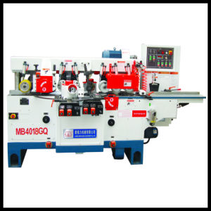 Furniture Make Machine Four Sided Planer 4018dr pictures & photos