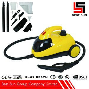 1500W Steam Cleaner Home with Attachments pictures & photos