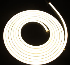 China Ultra Thin 14.4W/M 24V DC IP68 SMD 5050 LED Neon Flex RGB pictures & photos