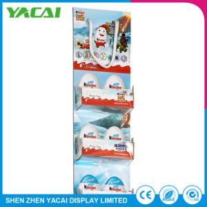 Durable Folded Connect Exhibition Rack Paper Display Stand pictures & photos
