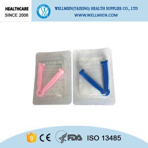 Disposable Medical Plastic Umbilical Clamp pictures & photos