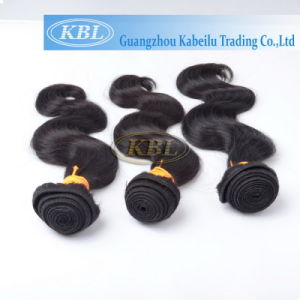 Body Wave Human Hair, Indian Hair Extension pictures & photos