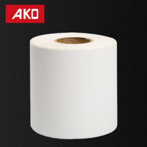 Import Thermal Coated Heat Sensitive Thermal Printed Self Adhesive Sticker Suitable for Toshiba Printer pictures & photos