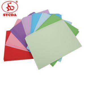 Premium Quality A4 Size Color Woodfree Paper pictures & photos