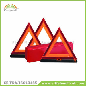 135g Car Auto Safety Reflective Warning Triangle pictures & photos