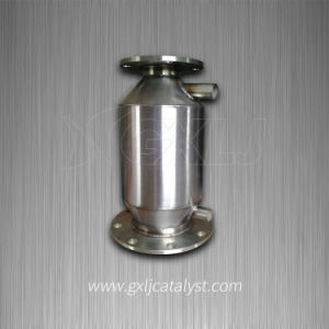 Diesel Engine Exhaust Gas-Purifying Catalyst DPF with Doc pictures & photos