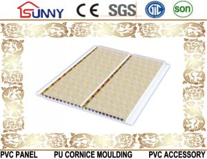 PVC Wall Panel PVC Ceiling Panel with Printing China Factory pictures & photos