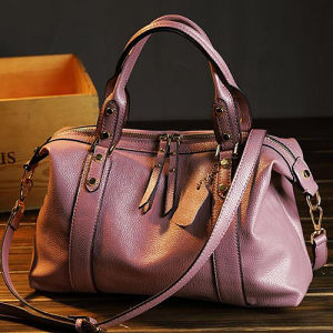 Wholesale Fashion Real Leather Bags Women Handbags Popular Lady Tote Bag From China Suppliers Emg5200 pictures & photos