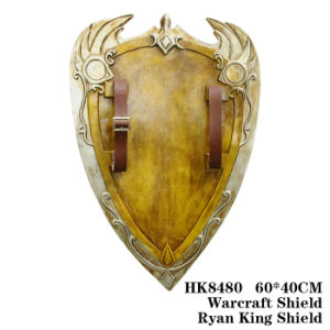 Warcraft Shield Ryan King Shield 60*40cm HK8480 pictures & photos