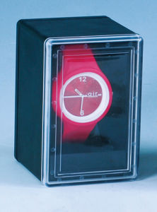 Colorful Outside and Inside EVA in a Wide Range of Free Plastic Watch Box pictures & photos