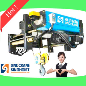 Electric Hoist Hoisting Equipment Wire Rope Hoist pictures & photos