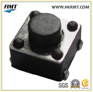 6X6 Tactile Switch (TS-1102SWQ) for PCBA pictures & photos