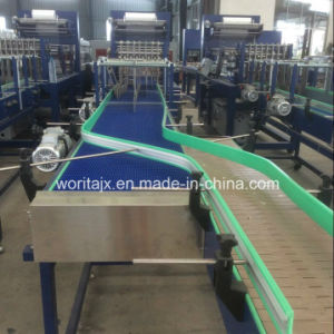 Wd-350A Shrink Film Wrapping Machinery (straight line) pictures & photos