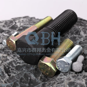 Hex Bolts (Cl. 4.8/6.8/8.8/10.9 DIN931) pictures & photos