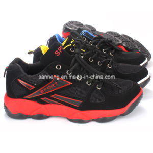 Comfortable Men Injection Sports Shoes (SNC-52012) pictures & photos