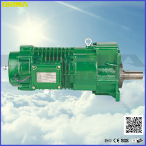 1.1kw Crane End Carriage Motor / Geared Motor / End Track Motor pictures & photos