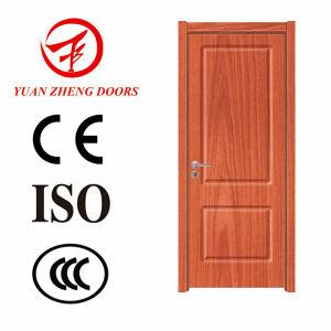 China Door Supplier Wooden Single Door Designs Cheap Price pictures & photos