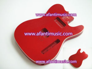 Afanti Music / Gold Metal Flake / Tl Guitar Body (ATL-072Q) pictures & photos
