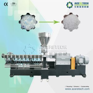 350-450kg/H Twin Screw Extruder and Pelletizing System for Pet pictures & photos