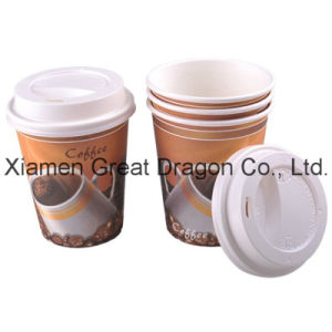 to Go Paper Cups for Hot or Cold Drinking (PC11007) pictures & photos