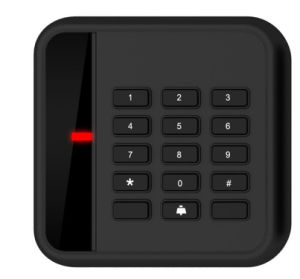 Em Card Standalone Access Control Keypad Access Controller pictures & photos