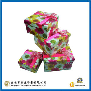 Flower Gift Paper Packaging Box (GJ-box960) pictures & photos
